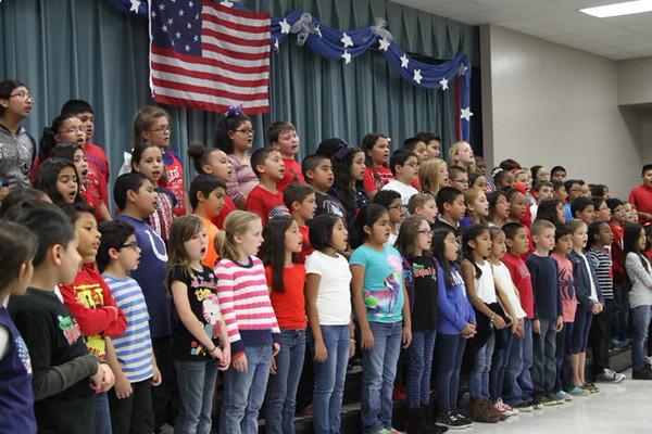 2014 Veteran Day Program